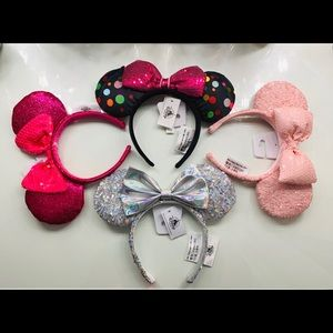 Disney Parks Minnie Mouse Ears!